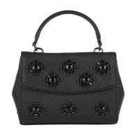 Michael KorsUmhängetaschen - Ava Jewel XS Crossbody Black - in schwarz für Damen