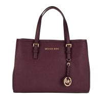Michael KorsHenkeltaschen - Jet Set Travel MD EW Tote Plum - in lila für Damen