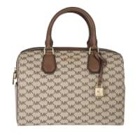 Michael KorsMICHAEL Michael Kors Mercer MD Duffle Natural/Luggage Bag in beige