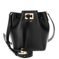 Michael KorsTasche - Miranda SM Bucket Bag Black - in schwarz - Umhängetasche für Damen