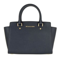 Michael KorsMICHAEL Michael Kors Selma MD TZ Satchel Admiral Bag in blue