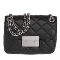 Michael KorsUmhängetaschen - Sloan SM Chain Shoulder Bag Black - in schwarz für Damen