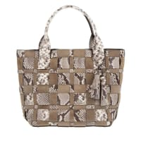 Michael KorsMICHAEL Michael Kors Vivian MD Tote Dune Bag in brown