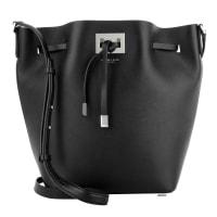 Michael KorsUmhängetaschen - Miranda LG Bucket Bag Black - in schwarz für Damen