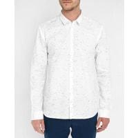 MinimumWhite Feroz Pr Print ShirtMINIMUM - White Feroz Pr Print Shirt