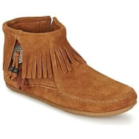 MinnetonkaCONCHO FEATHER SIDE ZIP BOOT