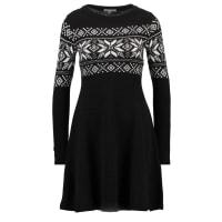Mint&BerryGebreide jurk black