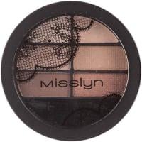 MisslynAugen Mascara Eyes On Eyeshadow Set Nr. 3 3 g