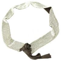 MissoniGürtel Perlen Braun - aus zweiter Hand