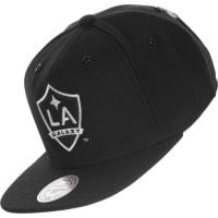 Mitchell & NessMls La Galaxy Black White Snapback negro