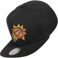 Mitchell & NessWool Solid Phoenix Suns Snapback negro