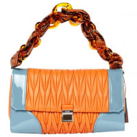 Miu MiuPre-Owned - LEATHER HAND BAG