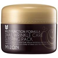 MizonSnail Wrinkle Care Sleeping Pack Maske 80 ml