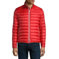 MonclerDaniel Quilted Puffer Jacket, Red