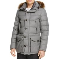 MonclerRethel Wool Down Quilted Coat