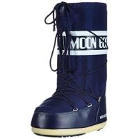 TecnicaMoon Boots - Botas de nieve de nailon, color azul (blau (blue 2))