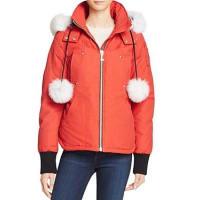 Moose KnucklesFox Fur Trim Beaver Down Jacket