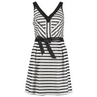 MorganKorte jurk noir/blanc