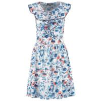MorganKorte jurk ecru/rose