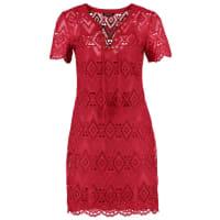 MorganKorte jurk dark red