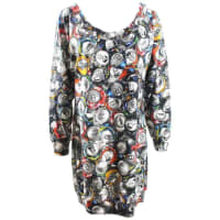 MoschinoCouture Soda Can Print Dress