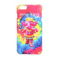 MoschinoCOVER IPHONE 6 PLUS EFFETTO TIE DYE CON ELEFANTE