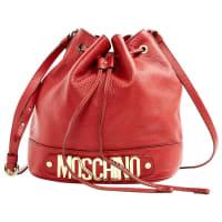 MoschinoLeder handtaschen - aus zweiter Hand