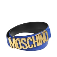 MoschinoLettering Belt