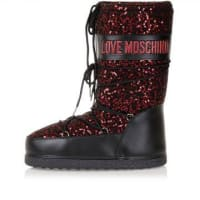 MoschinoLOVE MOSCHINO Rain/Snow Boots with Sequins Fall/winter
