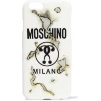 MoschinoPrinted Acrylic Iphone 6 Case - White