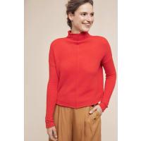 MothTisa Seamed Mockneck Sweater