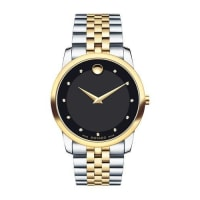 Movado40mm Museum Classic Two-Tone Watch