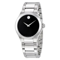 MovadoDefio Stainless Steel Watch, 39mm