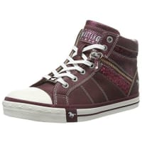 MustangDamen 1146-508 Hohe Sneakers