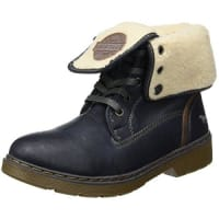 MustangDamen 1235-602 Kurzschaft Stiefel