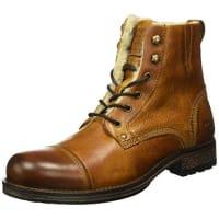 MustangHerren 4865-608 Kurzschaft Stiefel