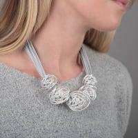 My Posh ShopBali Metal Ball Necklace