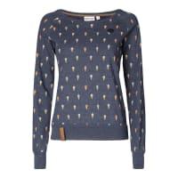NaketanoSweatshirt mit Allover-Muster