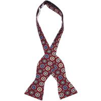NeckwearSelf Tie Bow Tie Vernier