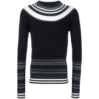 Neil BarrettStriped Jumper