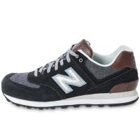 New BalanceBaskets/Running Ml574 Bcb Casual Noire Homme New Balance