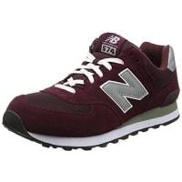 New BalanceM574nbu-574, Sneakers Basses Homme, Rouge (Burgundy/512), 42.5 EU
