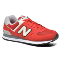 New BalanceMl574 - Sneaker - rot