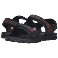 New BalancePlush20 Sandal (Black) Mens Shoes
