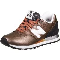 New BalanceWl574 W Calzado bronze