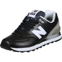 New BalanceWl574 W Calzado negro beige