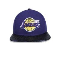 New EraBonÉ 950 Original Fit Los Angeles Lakers Nba - Roxo
