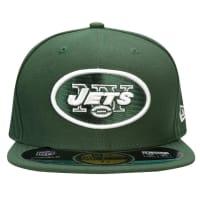 New EraBoné New Era NFL 5950 Evergreen New York Jets TC - Masculino