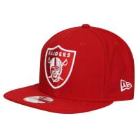 New EraBoné New Era NFL 950 Of Sn White On Scarlet Oakland Raiders - Unissex