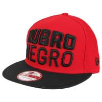 New EraBoné New Era Rubro Negro Flamengo 950 - Masculino